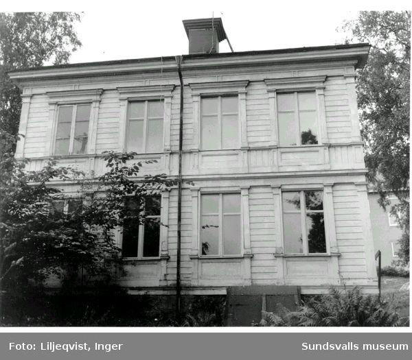 Skoltået/Klintgatan
