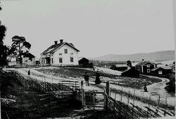 Fotoateljé (se takfönstret) tillhörig någon av bröderna Finn