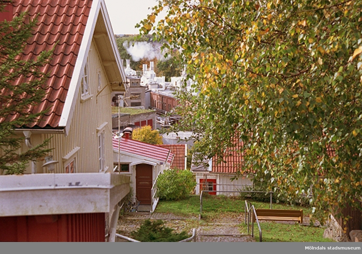 Hus i Kvarnbyn.