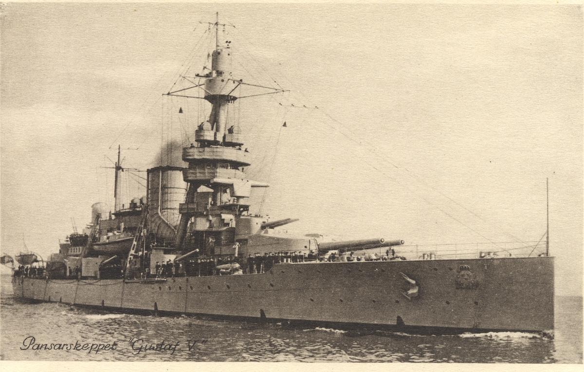 GUSTAF V (1918)