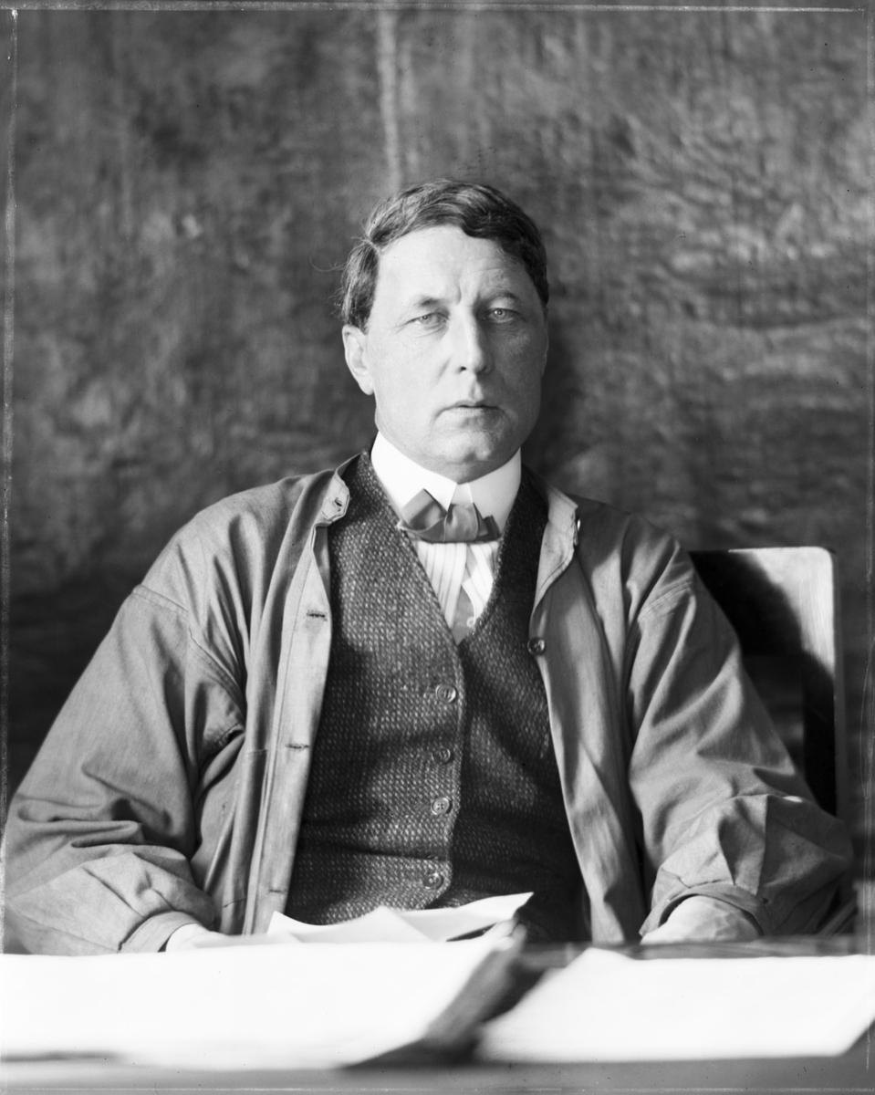 Östberg, Ragnar (1866 - 1945)