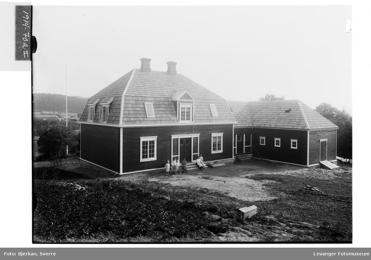 "Rittmester Lindholms hus, ""Gimle"" I"