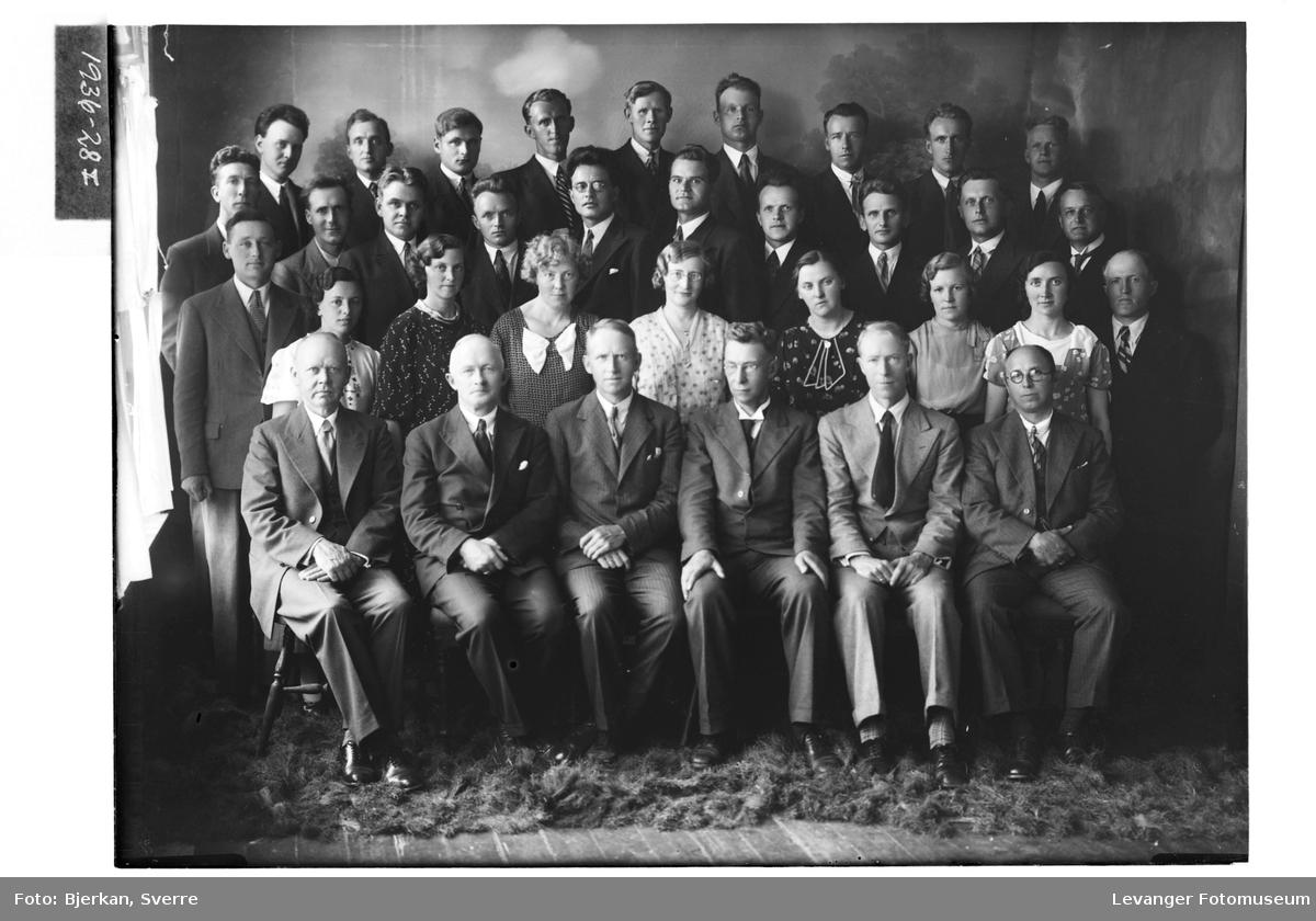 Lærerkurset i 1936
