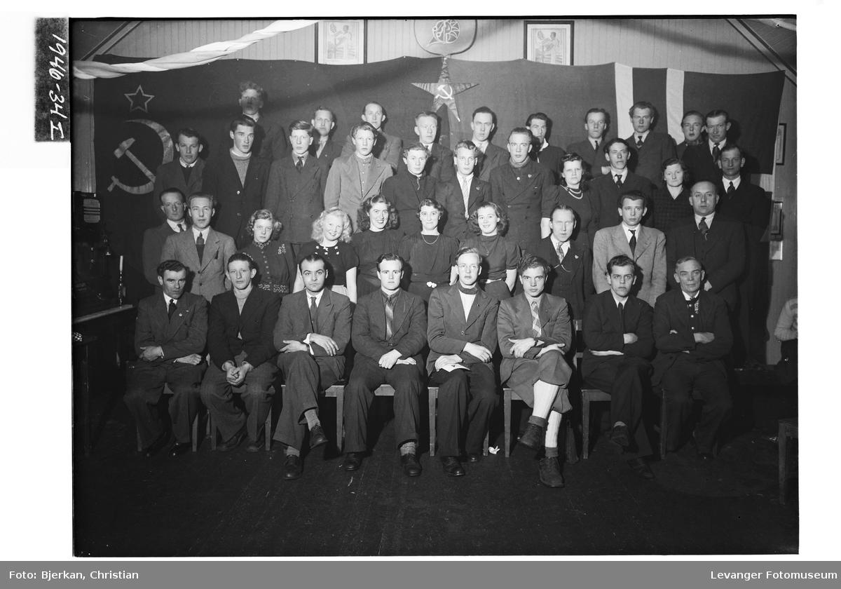 Levanger Kommunistparti i 1946