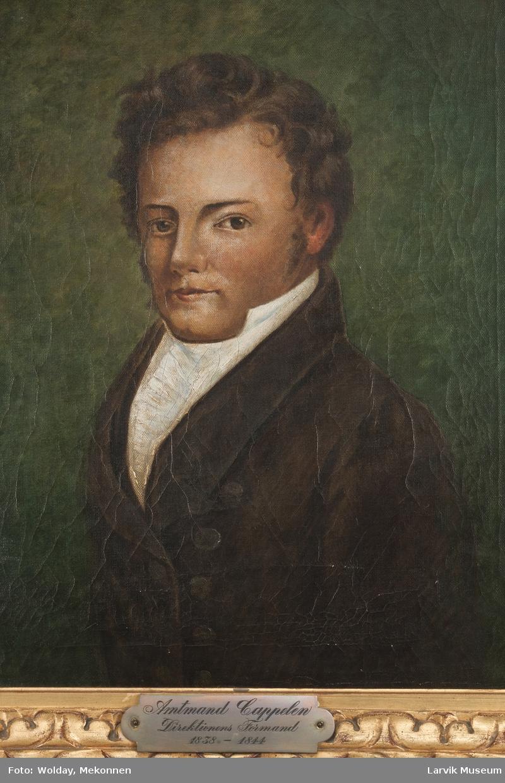 Portrett av Amtmann Cappelen, Direktionens Formand 1838-1844