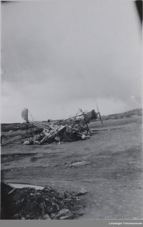 Fokkere ved Vålåsjøen på Dovre.