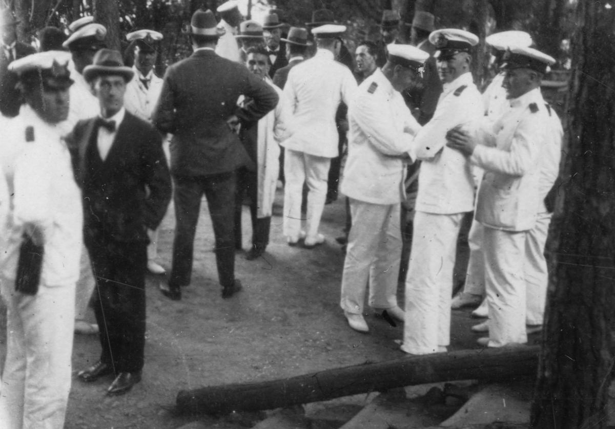 Fylgias resor 1924-25 Samling