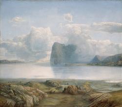 Borgøya [Maleri]