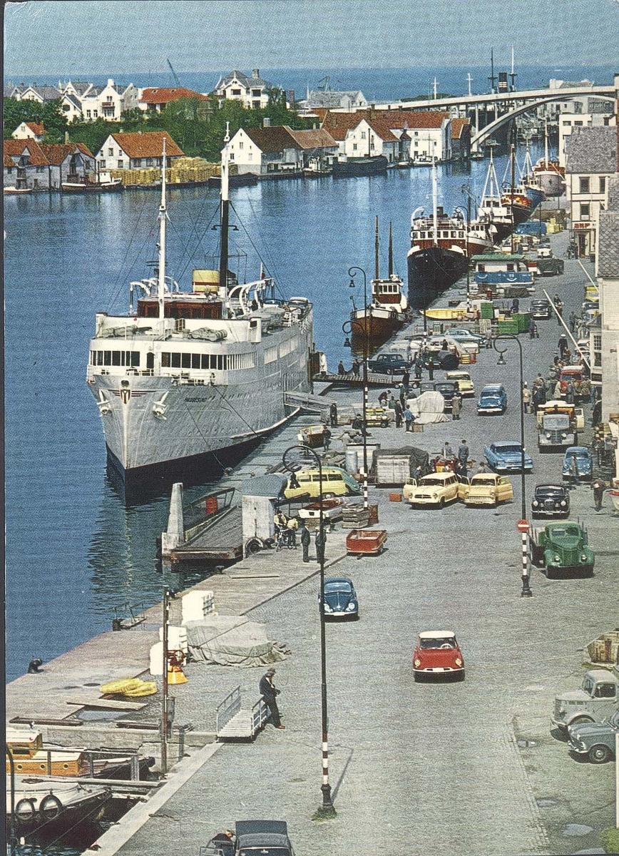 Havnemiljø.