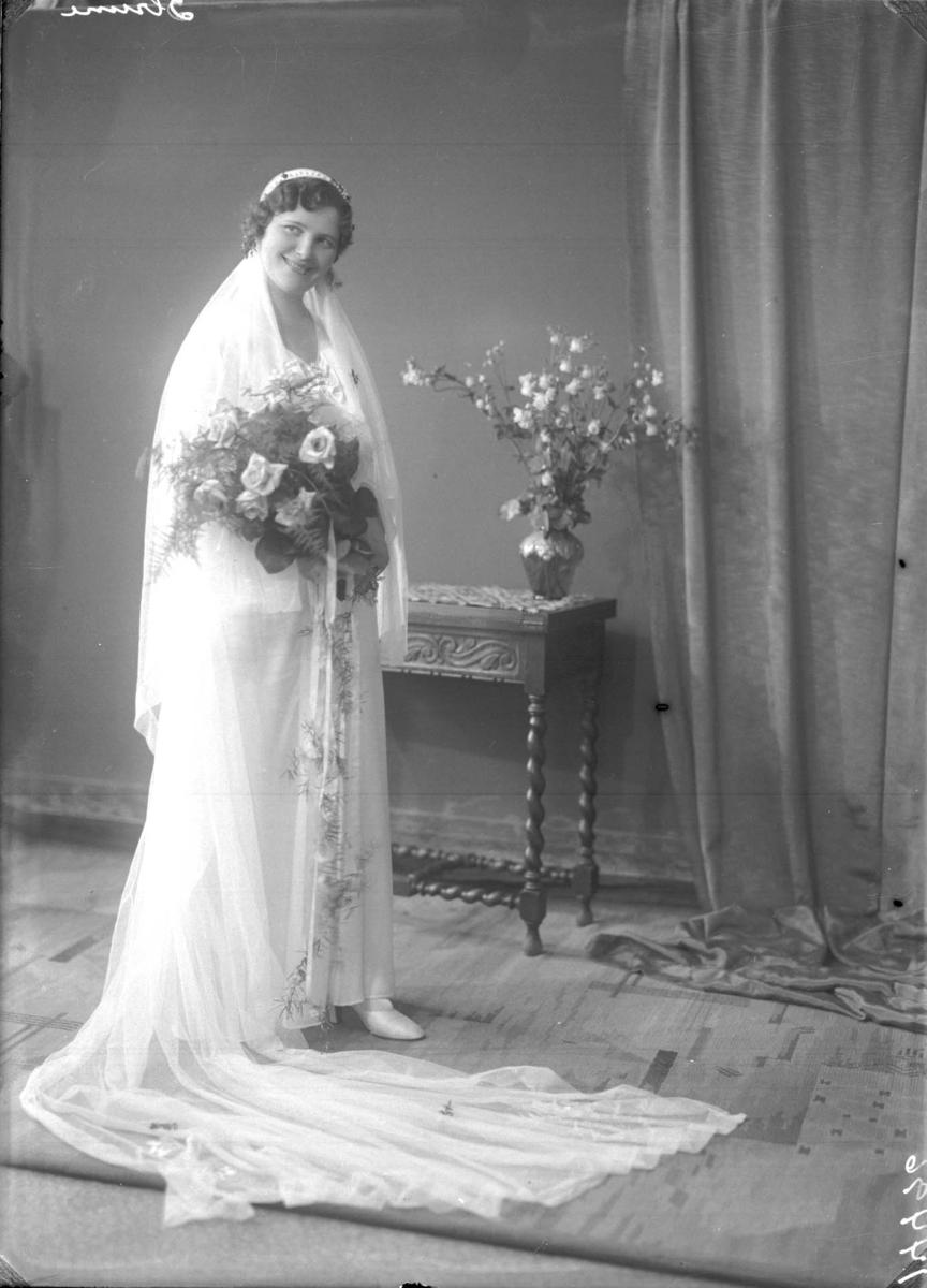 Portrett - Brudebilde.
