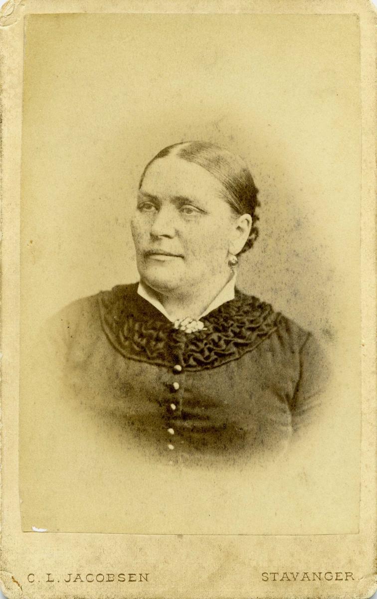 Portrett -Madame Lampe.