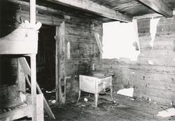 Ineriørbilder i serie av Brune-buda i Fosnavåg.