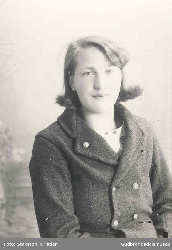 Anna Bruheim (f. Hagen 1915)