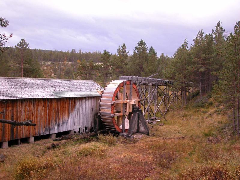 Vassaga i Mellombekken (Foto/Photo)