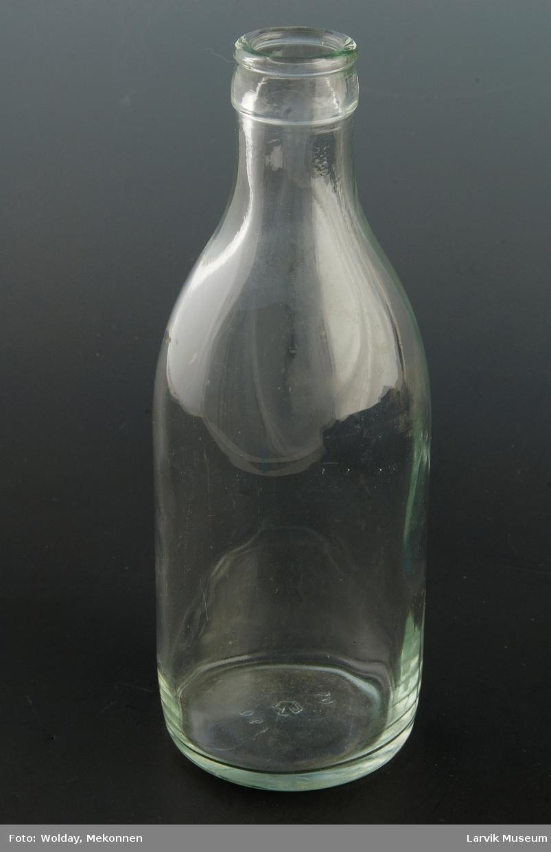 Form: rund, tykk korpus
