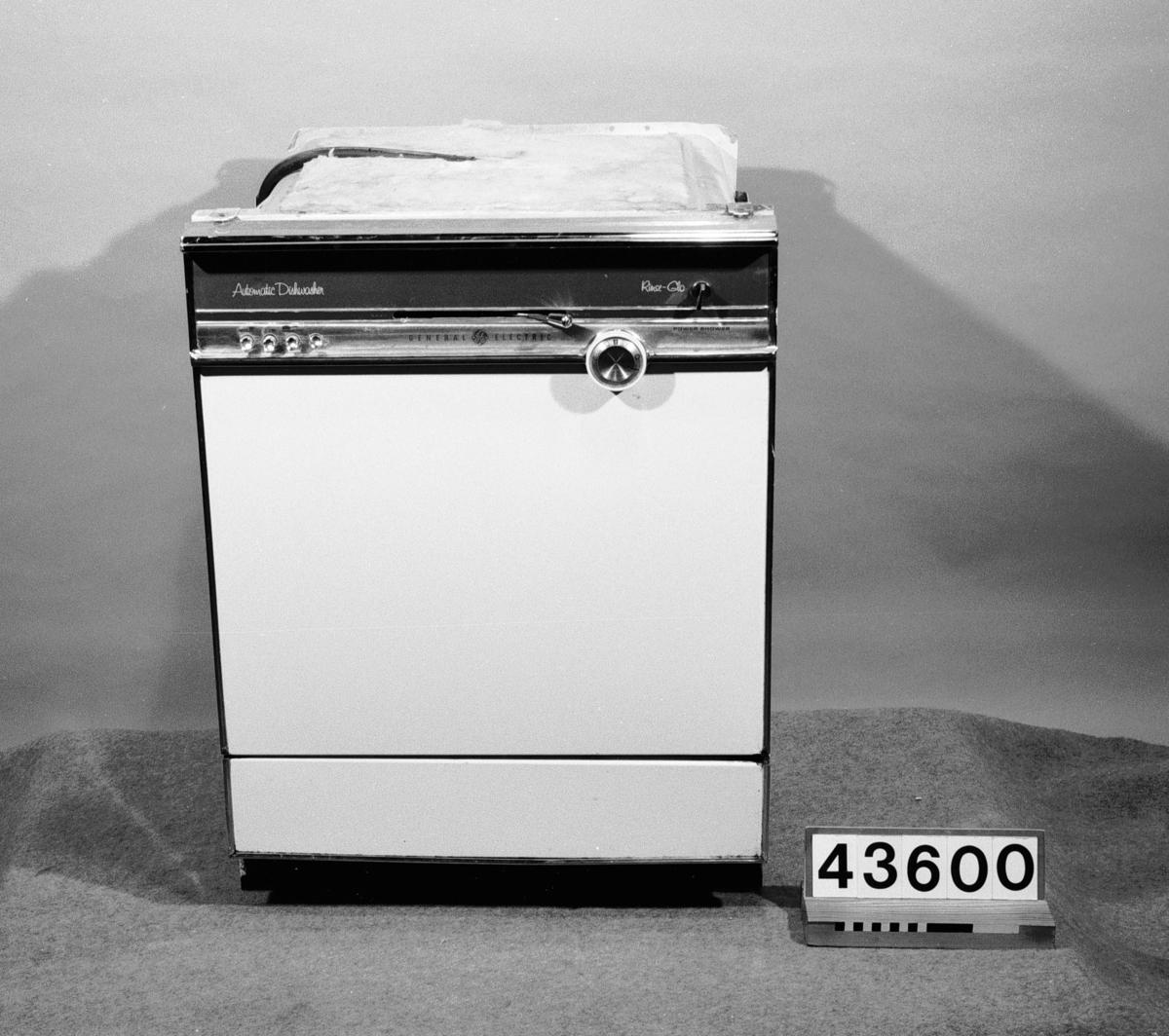Inredning diskmaskin bänk : Diskmaskin för inbyggnad. - Tekniska museet / DigitaltMuseum