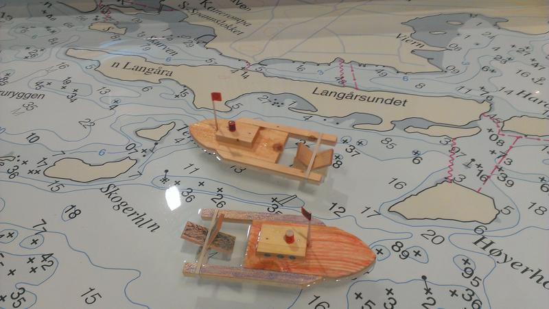 Strikkbåter (Foto/Photo)