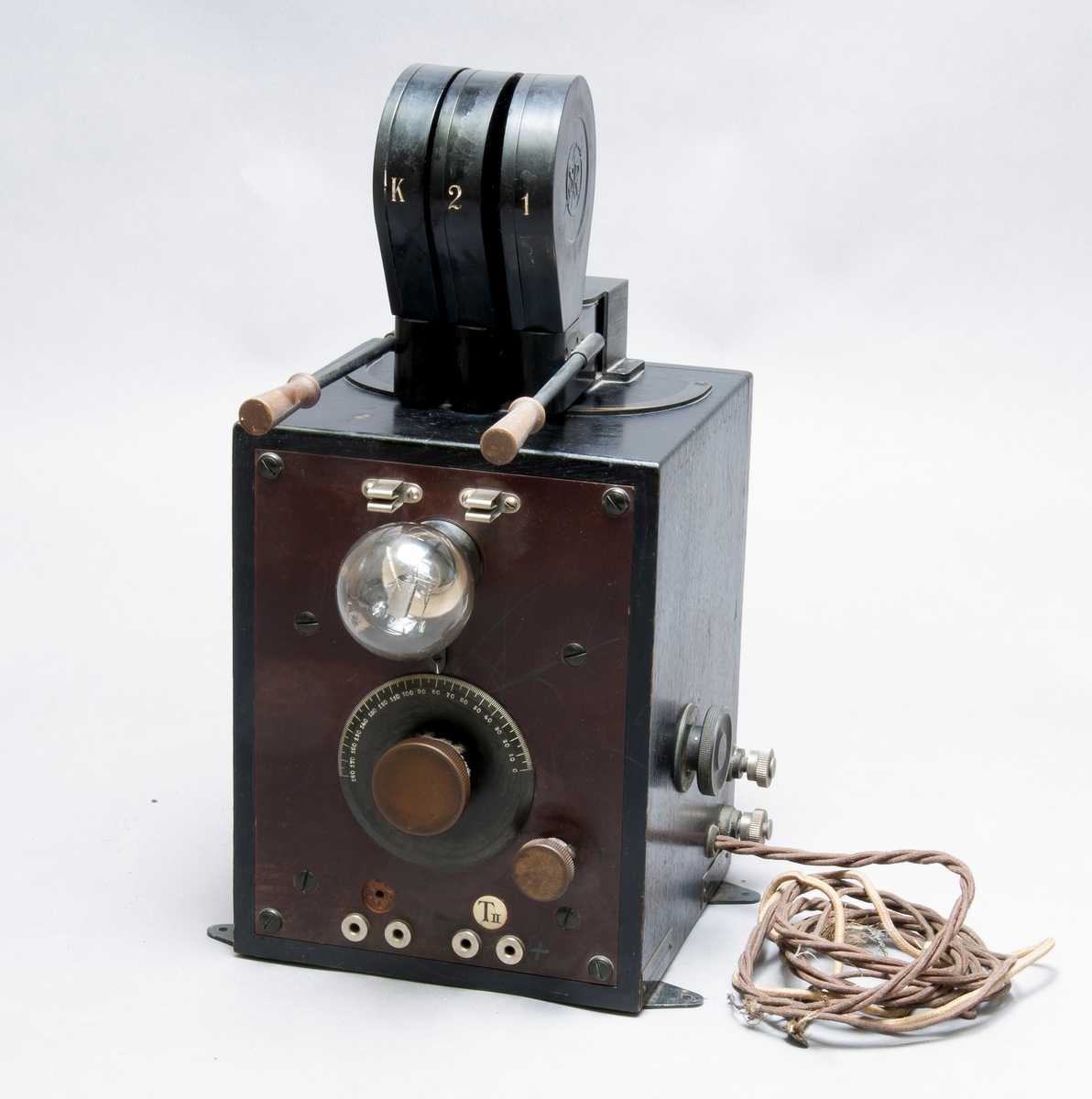 Hänvisning: Angående gåvan från TeliaSonera 2010, se Tekniska Museets arkiv: TM-F44.