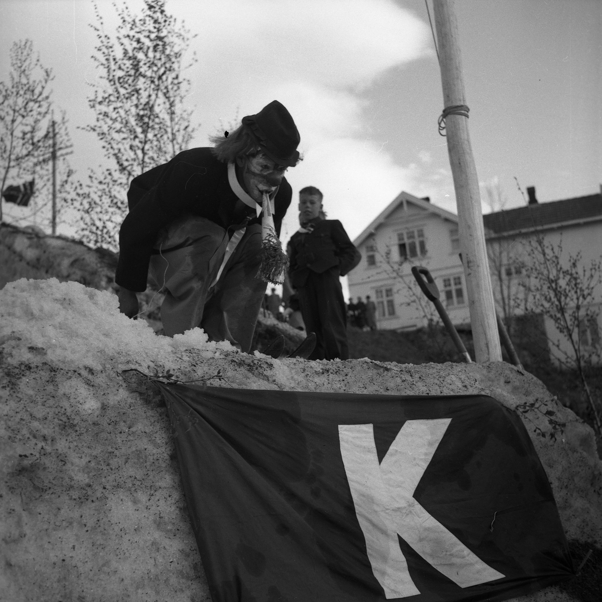 Ski show ar Skauløkka, Kongsberg