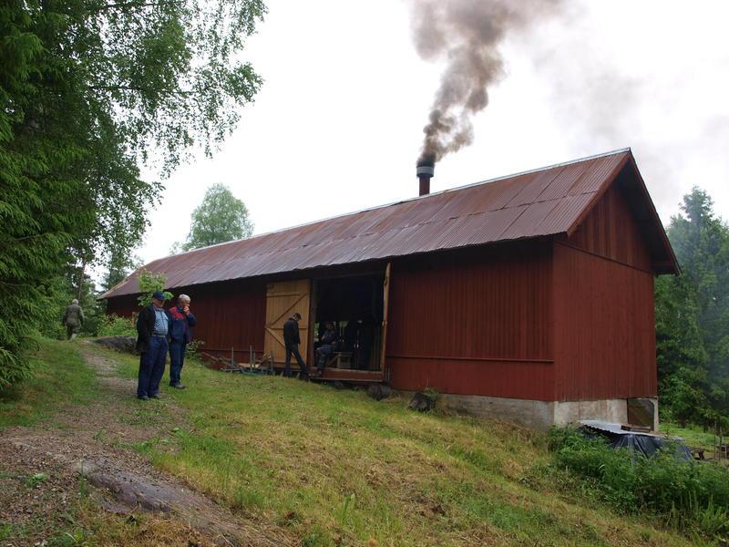 Gaustadsjøsaga (Foto/Photo)