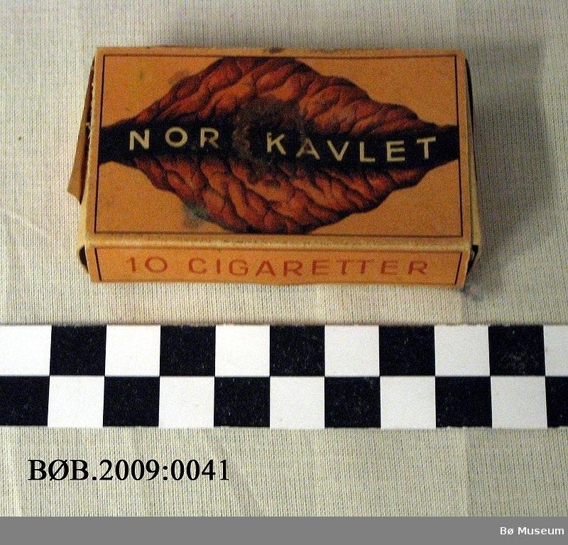 Tobakksblad