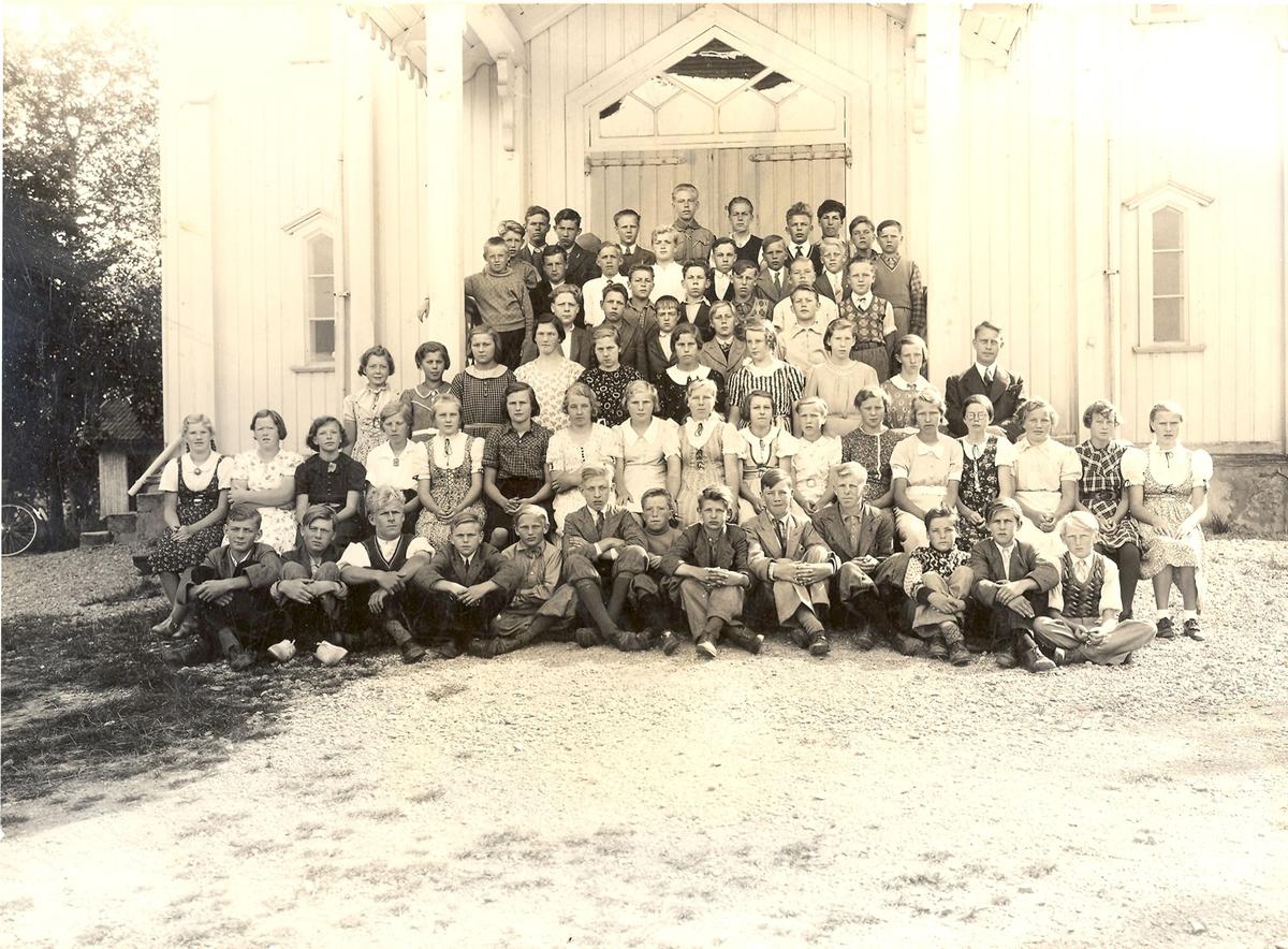Konfirmasjonsbilde 1939