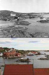 Refotografering. Fra Flekkerøy i Kristiansand. Fotografert 1