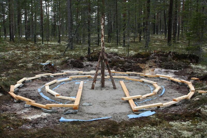 Rekonstruksjon av kølmile 2 (Foto/Photo)