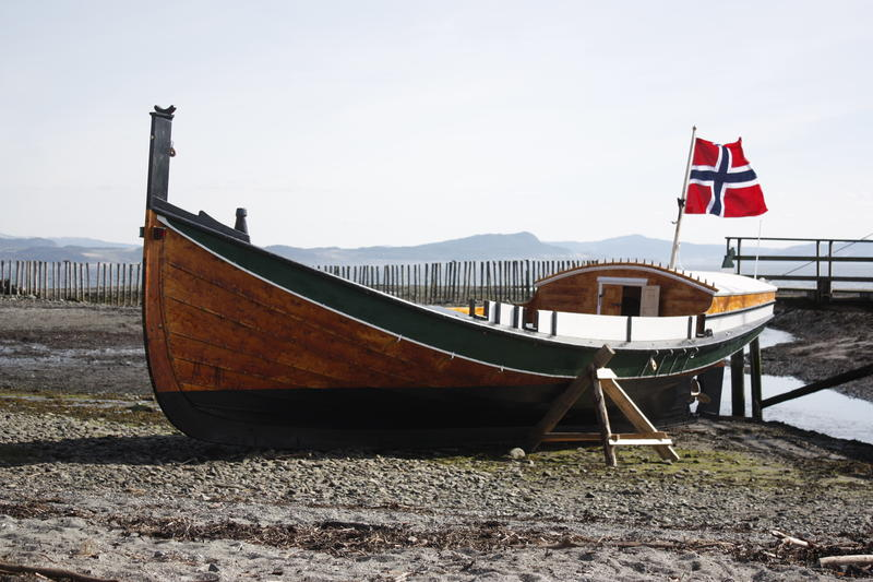 Riskabuen, bygd 2014 (Foto/Photo)