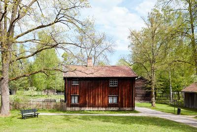 Farm House from Løken, Østfold