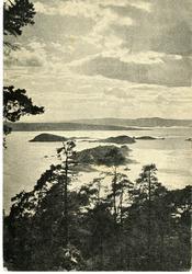 Oslofjord fra Ekeberg