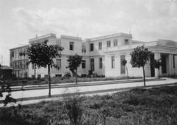 """""""Kliniken"""", Havanna 16 november 1918"""