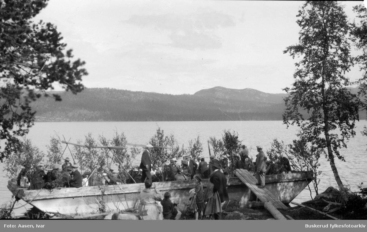St .Hansfeiring ved Tunhovdfjorden