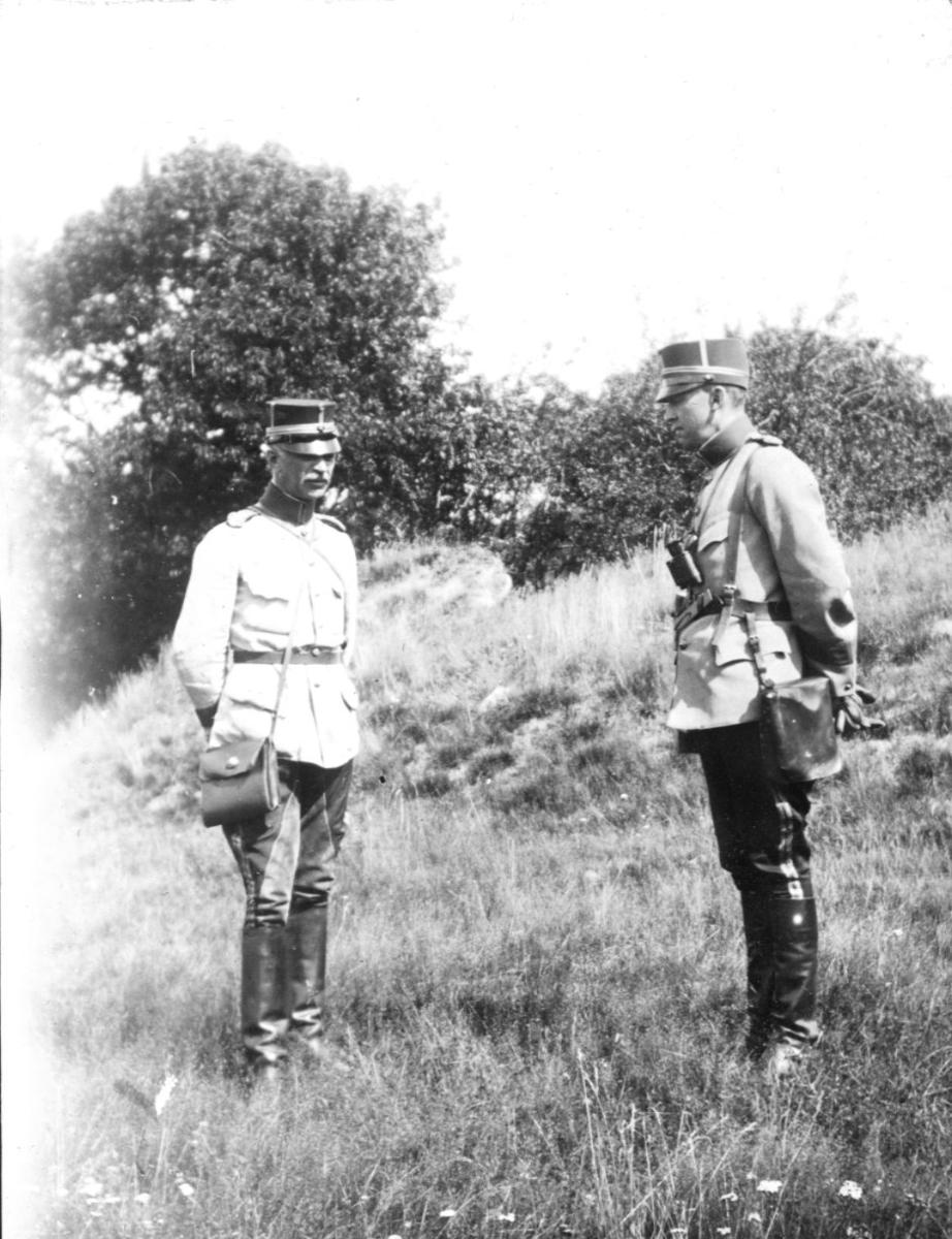 Wachtmeister och Panzerhielm, A 6.
