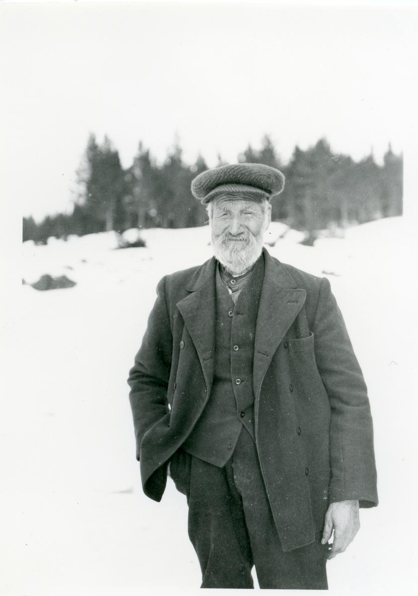 Portrett av Ola Olson Dalen.