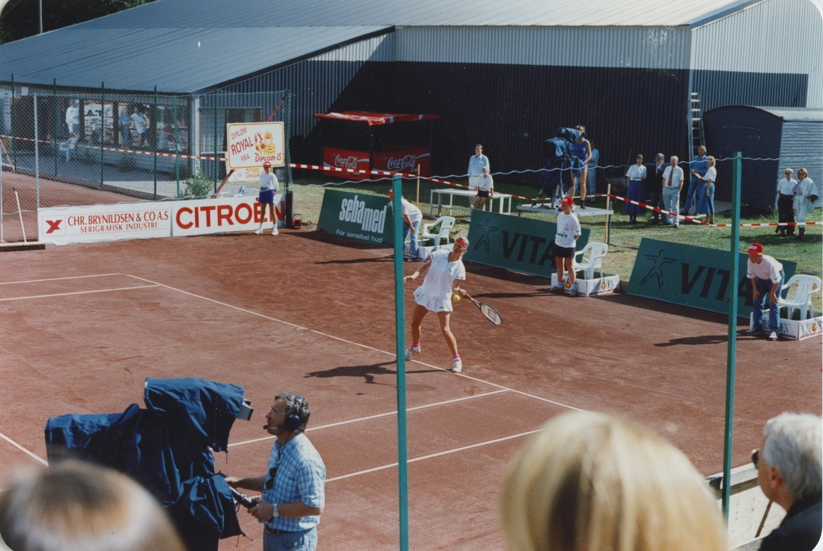 Tennisgruppa Nittedal IL Trolig tennis-NM