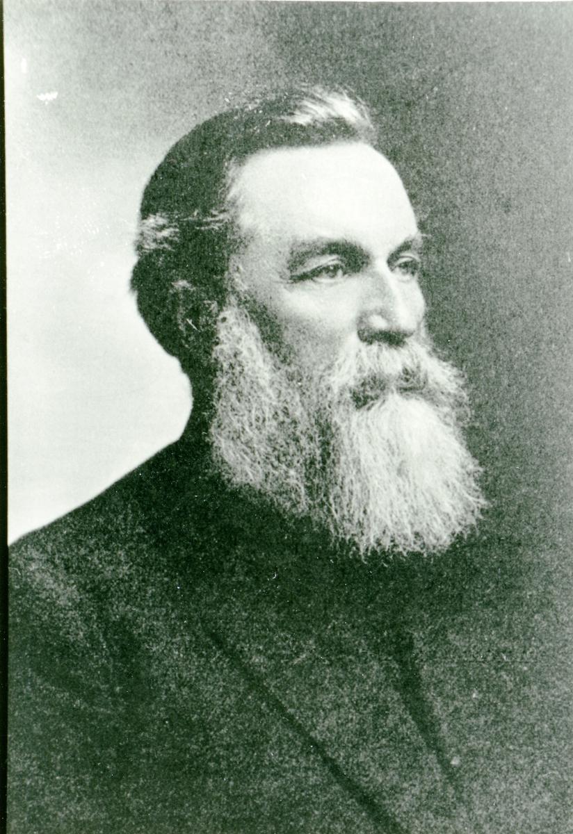 Portrett av Ole Larsson Kirkeberg