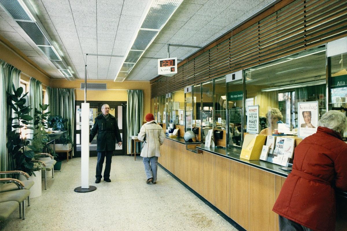 Postkontoret 667 00 Forshaga Storgatan 38