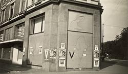 Ole M. Engelsens fotografier fra okkupasjonsårene i Oslo..By