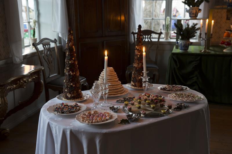 Jul i Chrystiegården