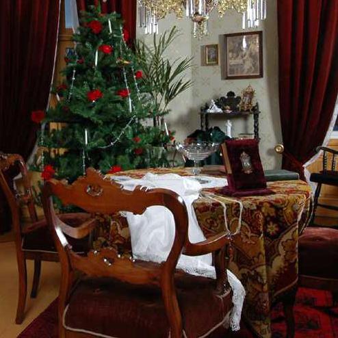 Jul i  Dukkehjemmet (Foto/Photo)