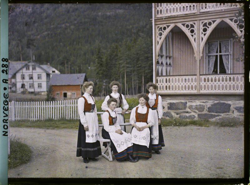 Betjening på Fagerlund hotell