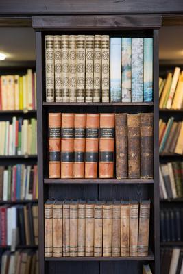 Bøker. Foto/Photo