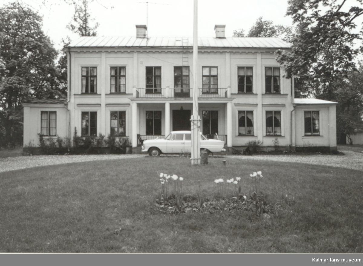 Gården Christiansborg i Förlösa.