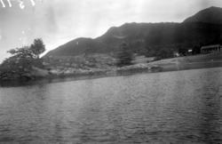 Flatsetholmen/ Buholmen i Flatsetsundet.  Pr 2008 nabo med F