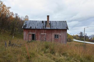 Fjøs fra Indre Billefjord, Porsanger