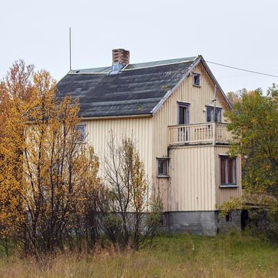 Gjenreisningshuset fra Olderfjord