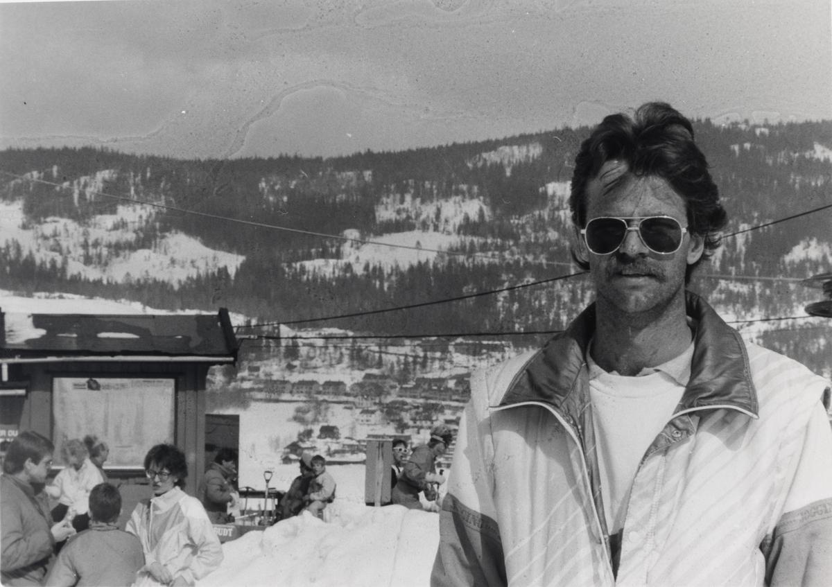 Kjetil Dahl, daglig leder i Varingskollen alpinanlegg.