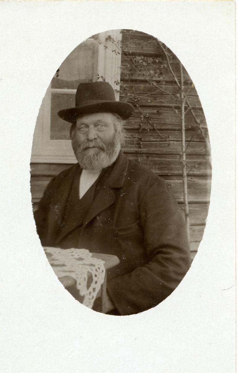 Prospektkort av Harald Lundene.