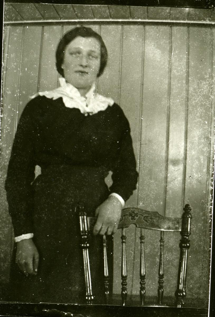 Sigrid Lundene Langedrag.